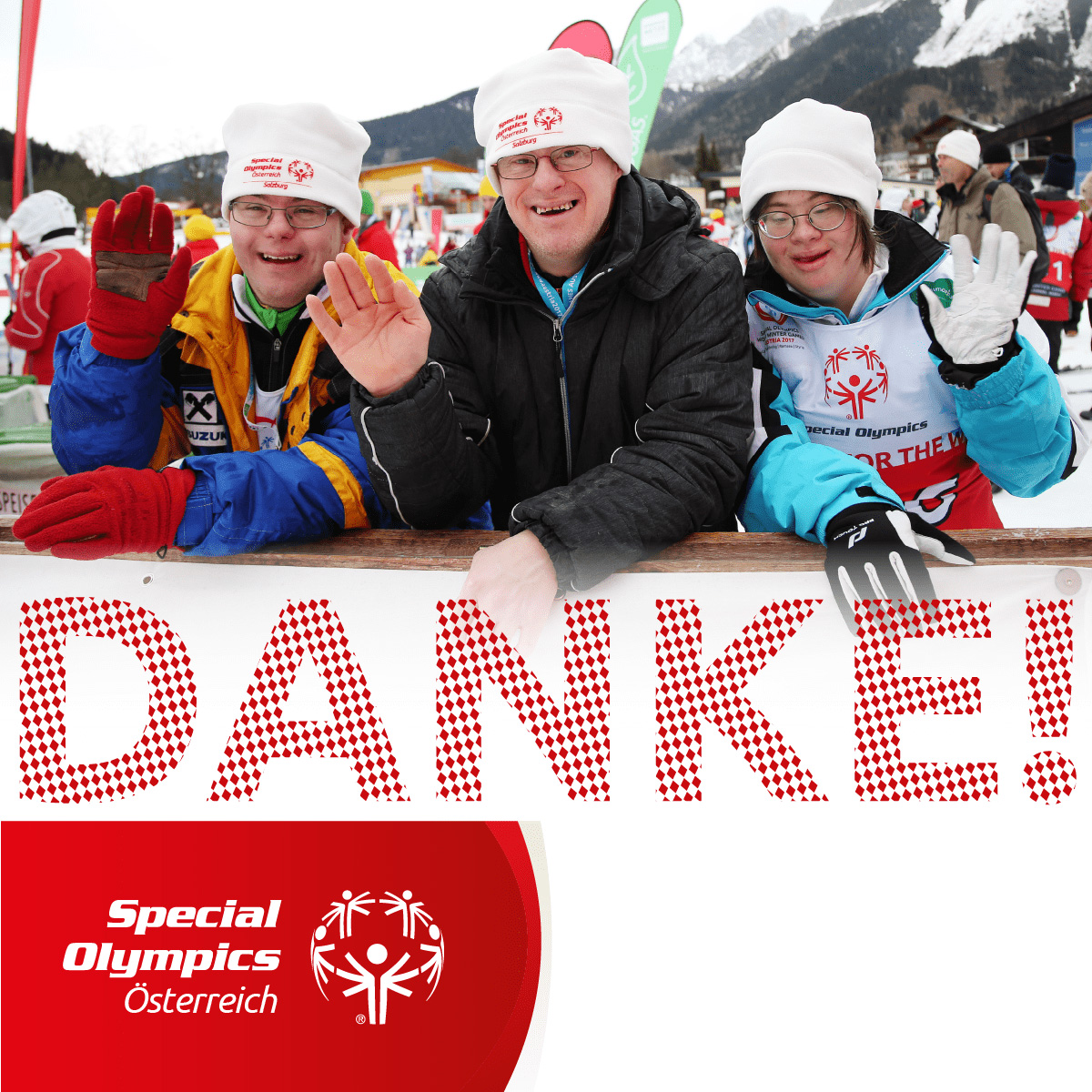 Special Olympics - Sponsoring