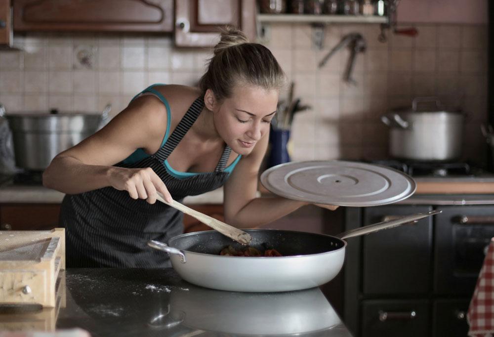 Strom sparen beim Kochen