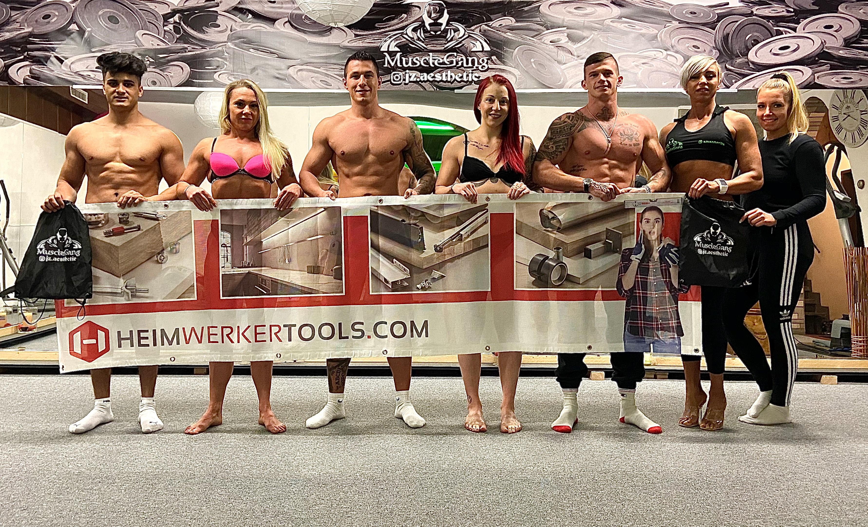 Sponsoring Musclegang