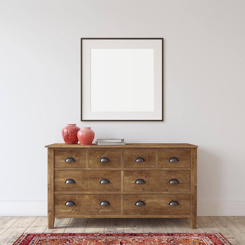 Holzmöbel richtig reinigen
